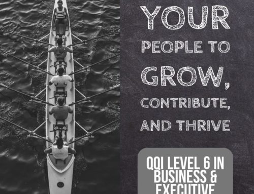 Certificate in Business and Executive Coaching QQI Level 6